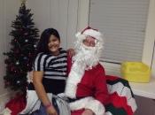 Santa & Ashley