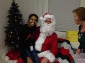 Santa & Bre