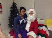 Santa & Alexis