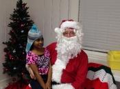 Santa & Kenley