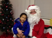Santa and Andrew