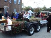 FCC's parade float