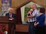 Baby Dedication - Dalyn Symmank May 2013