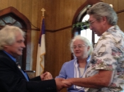Welcome Bob & Annamarie Braeking - June 2013