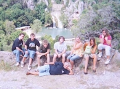 Youth trip Turner Falls OK