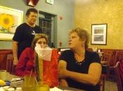 Vickie Reed, Kristi, Linda